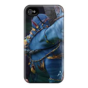 Excellent Design Female Character In Avatar Case Cover For Iphone 5/5s