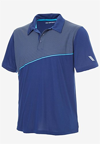 Kingsize Mens Tall Performance Polo