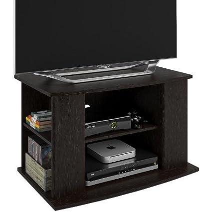 Amazon Com Stylish Elegant Tv Stand With Side Storage For Tvs Up
