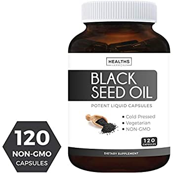 Amazon com: The Blessed Seed Strong Black Seed Oil 1000ml