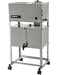 Durastill 12 Gallon Per Day Automatic Water Distiller With 10 Gallon Reserve Casters And Site Level Gauge