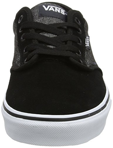 Baskets Atwood Homme Mixed Vans H17 Noir Seasonal q4f8x6E