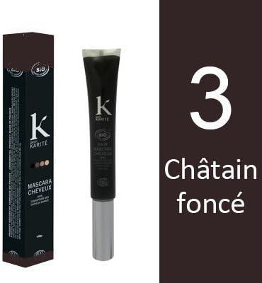 K pour Karité, Orgánica pelo máscara de pestañas (100% pelo ...