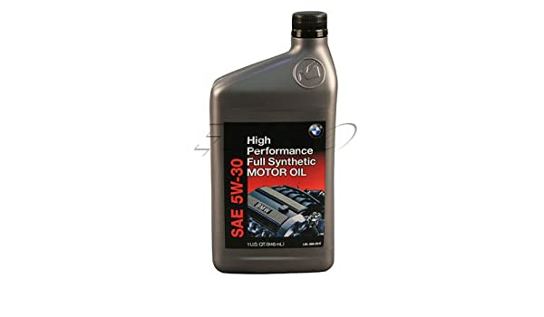 Aceite de motor de motor BMW OEM (1 Qt) Genuine Factory líquido lubricante: Amazon.es: Coche y moto