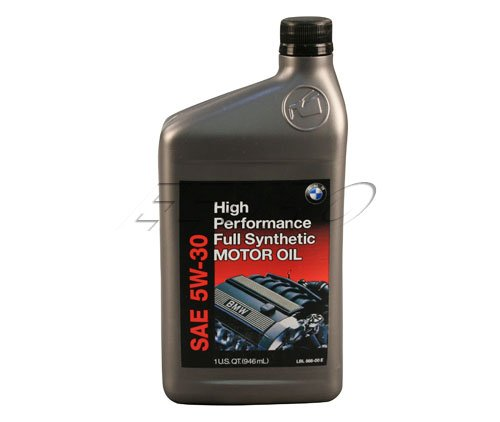 BMW Engine motor Oil OEM (1 qt) Genuine Factory fluid lubricant ()