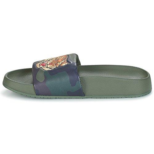 Lauren Cayson Green Sandals Green Polo Ralph pA0qw4pHx