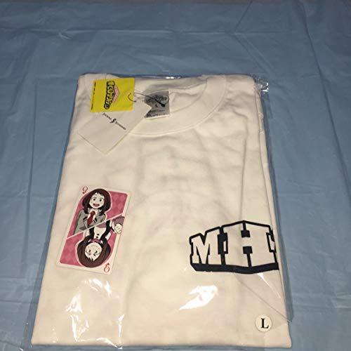 僕のヒーローアカデミア ジャーナルスタンダード コラボTシャツ 麗日お茶子 Lサイズの商品画像