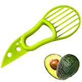 7 way pie cutter - Avocado Slicer and Pitter Tool