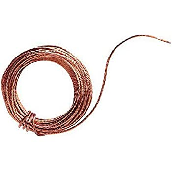 Amazon.com: Westinghouse 70641 10-Feet Fixture Ground Wire, Copper ...