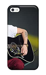 New Design Shatterproof Case For Iphone 5/5s (justin Bieber Acoustic)