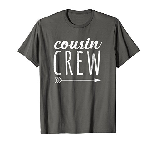 Cool Cousin Crew Tshirt for Men, Women and Kids