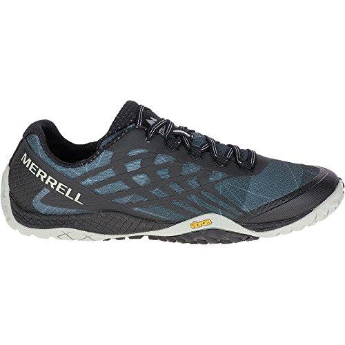 良性プラットフォームコーンウォール(メレル) Merrell レディース ランニング?ウォーキング シューズ?靴 Trail Glove 4 Running Shoe [並行輸入品]