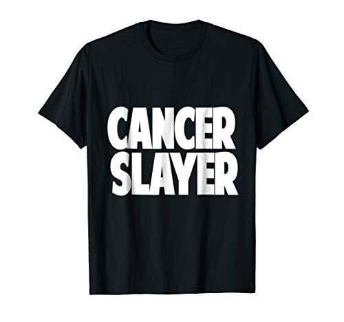 Cancer Slayer Shirt Survivor Fight Brave Courage Gift (Best Prostate Cancer Doctors Nyc)