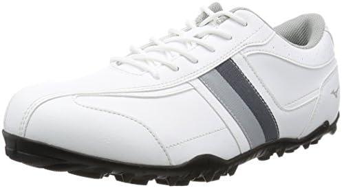 ゴルフシューズ ティーゾイド スパイクレス メンズ 4E(幅広)