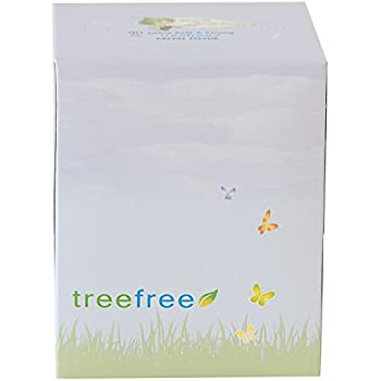 Green2 100% Tree Free Facial Tissue, 90-Sheet, 30 Count