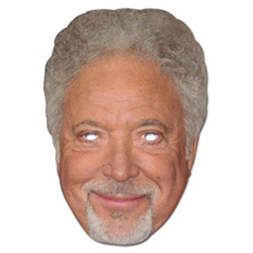 Mask-arade Tom Jones Celebrity Face Mask]()