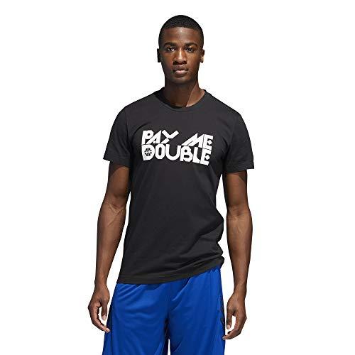 Double shirt Homme Me Black T Adidas Pay qgpSOS