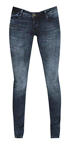 Donna Zhrill W7186 Jeans Jeans Donna Blue Zhrill F7zw4Bq