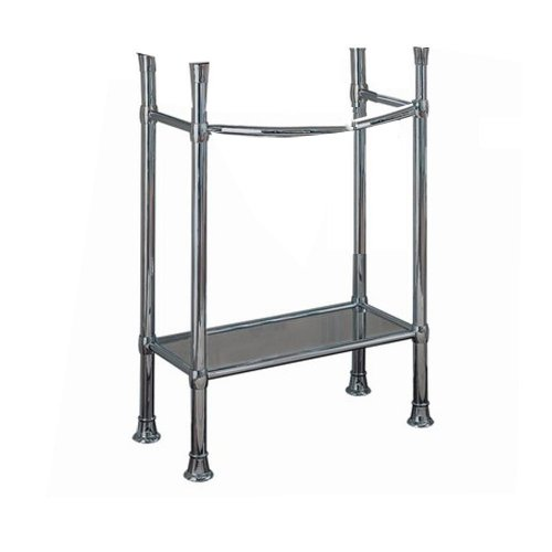 American Standard 8711.000.002 Retrospect Console Table Legs, Polished Chrome ()