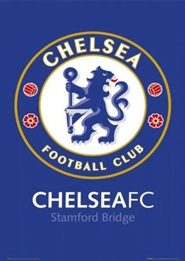 (Chelsea Stamford Bridge England Travel Photography Poster 16 x 20 inches )