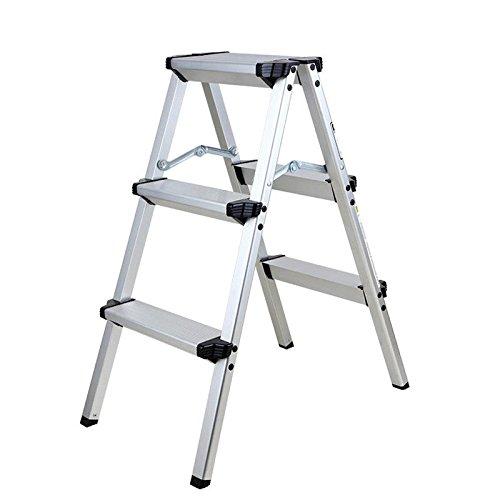 TryESeller /Échelle en aluminium /à 3 marche /échelle A type m/énage