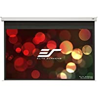 Elite Screens Evanesce B, 120-inch 16:9, Recessed Ceiling In-Ceiling Electric Projection Projector Screen, EB120HW2-E8