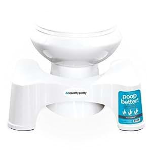 Amazon Com Squatty Potty The Original Bathroom Toilet