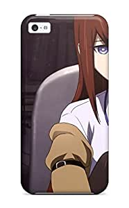 Premium Protection Steins;gate Makise Kurisu Scans Case Cover For Iphone 5c- Retail Packaging