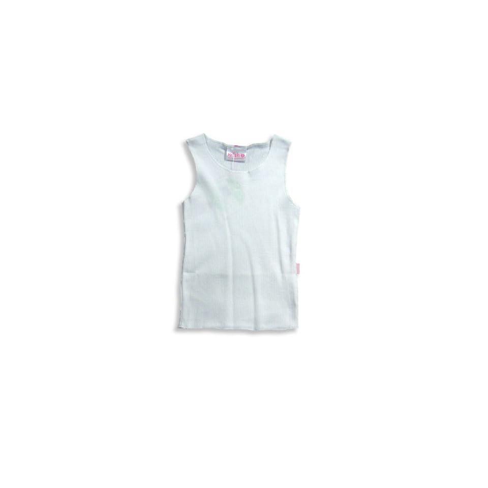 Mish   Toddler Girls Tank Top, White Clothing