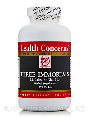 Three Immortals by Health Concerns