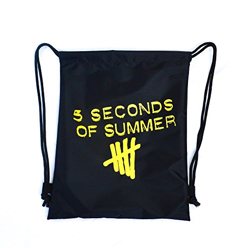 DrawString Bag 5 Seconds of Summer String Bags 187 by chakshop