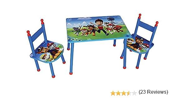 Fun House 712535 Conjunto de Mesa con Dos sillas para niños ...