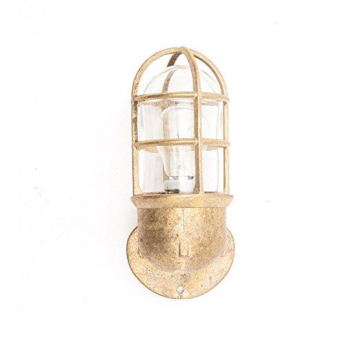 Brass Bulkhead Outdoor Lighting in US - 3