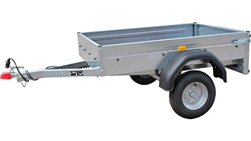 STEMA PKW-Anhänger AN 550 Silber