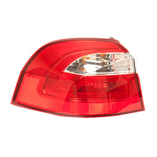 - NEW LEFT TAIL LIGHT FITS KIA RIO HATCHBACK EX LX LX+ KI2804107 92401-1W220 924011W220
