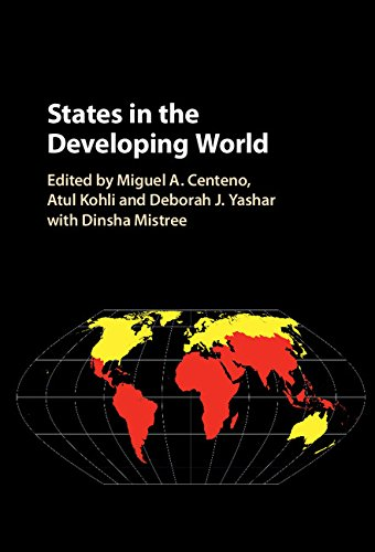 Read Online States in the Developing World PDF