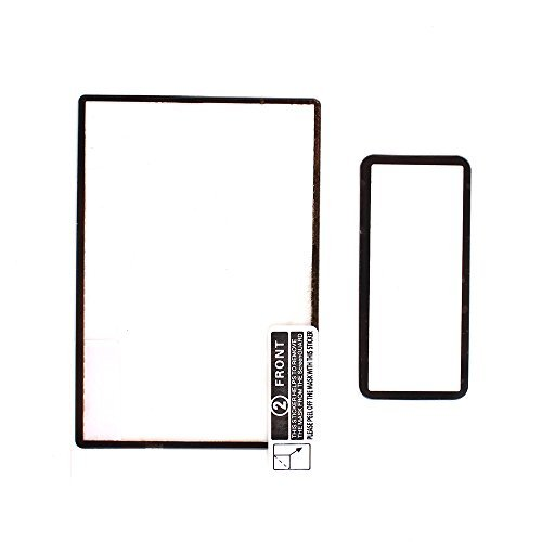Larmor GGS Screen Protector for Canon EOS 5D Mark IV Optical Glass Self-adhesive(4 generation)