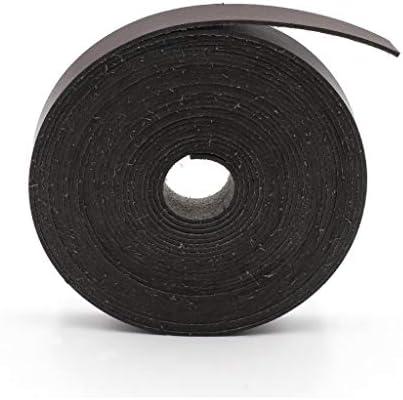 RROVE 5m Länge Mikrofaser Lederband 2cm Breite Craft Strips Gürteltasche Griffe Kit Dark Coffee