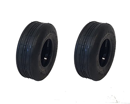 Ribbed Tires - 3
