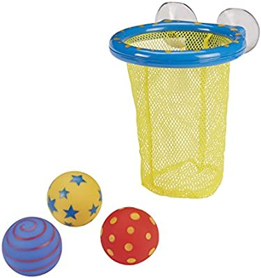 Juratoys Hoops for the Tub Game Bath Toys 694-5