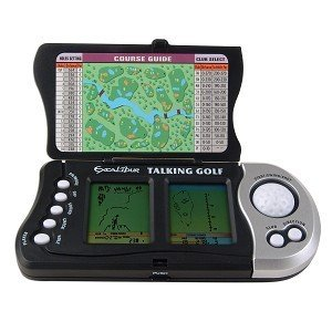 Worldwise Imports Double Screen Talking Golf