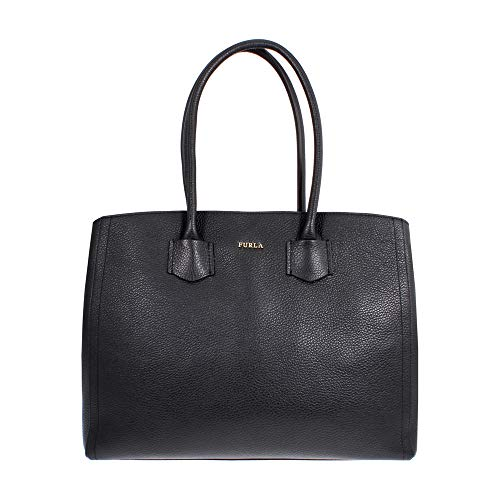 Furla Women's Alba Large Tote Onyx One Size