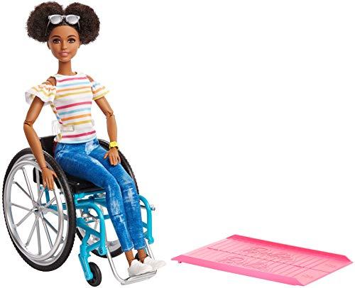 Barbie Fashionistas Doll Brunette