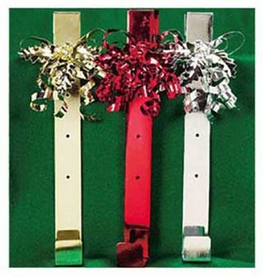 Gerson 10712006 15 in. Metal Wreath Hanger, Pack of 12 by Gerson