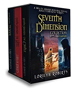 Seventh Dimension Series Mini Box Set: Books 1-3 by [Roberts, Lorilyn]
