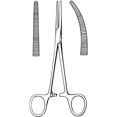 97-463 - Stainless Steel - Merit Crile Forceps, Physician Grade, Sklar - Each by Sklar