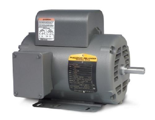Baldor L1322T General Purpose AC Motor, Single Phase, 145T Frame, OPEN Enclosure, 2Hp Output, 1725rpm, 60Hz, 115/208-230V (2hp Ac Motor)