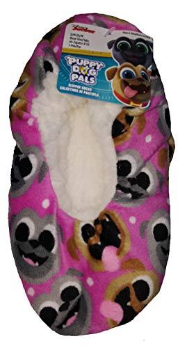 - Disney Puppy Dog Pals Slipper Socks - S/M