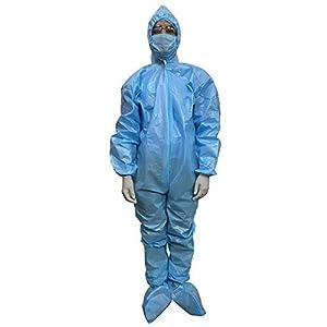 Buildskill B01PPE90B PPE Kit Medical Disposab...
