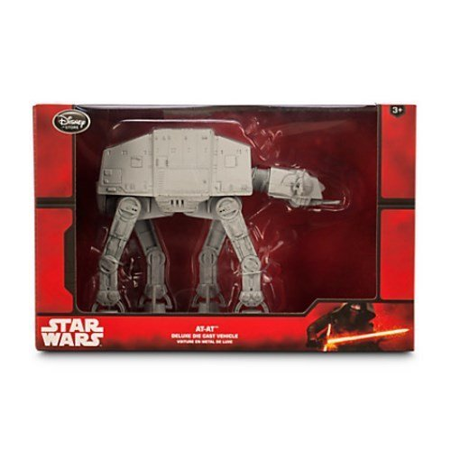 Disney Star Wars AT-AT Die Cast Vehicle - Walk the walk